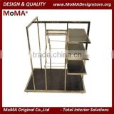 Stainless Clothes Display Model, Clothing Display Rack