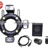 Cononmk IQ Flyer Ring Flash IGBT Flash light digital camera light led light photography products