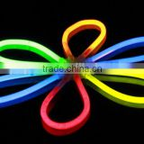 2016 Hot sell led flashing glow stick light toys for kids ,party favor fluorescent ring light