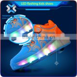 fashion Kids Led Shoes Children's Gifts winter kids led boots flashing light led shoes with usd charger,led shoes kids