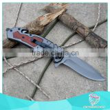 Custom Damascus Portable Tactical Pocket Knife                                                                         Quality Choice