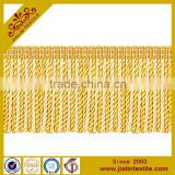 China supplier textiles curtain fringe rayon material bullion fringe for sofa                                                                         Quality Choice