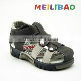 2016 latest high quality kids fancy sandals for boy