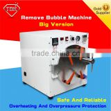 LCD Refurbish Vacuum Glass laminating Bubble remover machine