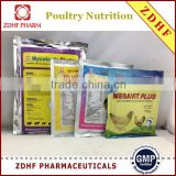 poultry feed supplement nutrition Vitamins premix drugs for chicken