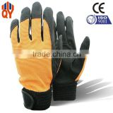 Best Hot Sale PU Leather Summer Driving Gloves