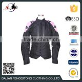 New Style Coldproof Waterproof Breathable Women Motorcycle Jacket