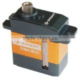 K-power DMC810 2kg 180 Degree Titanium Gear Metal Servo