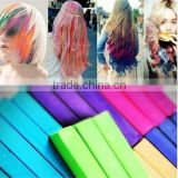 2013 Fashion 6/12/24/36/48 Temporary Hair Dye Chalk Hair Color Chalk Wholesale Private Label Available