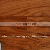 Doussie decorate engineered wood flooring