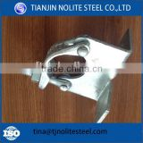 Droped Scaffolding part fitting Clips board retainning Couplers for building and construction