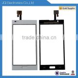Small order accepted mobile phone spare parts touch screen for LG F160