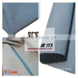 Nylon cotton spandex knitted fabric for sweaters / office dress /latest sweater designs for men