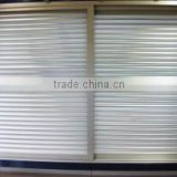 Durability sliding aluminium louver door with best price