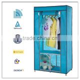 storage cabinet design assemble metal wardrobe bedroom furniture