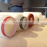 PES candle pleated filter cartridge for beer and wine filtration