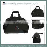Brand Golf Leather Boston Bag