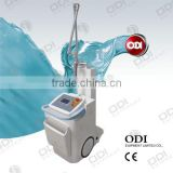 Alibaba Express Hot selling !Q-Switch nd yag laser with CE certificate fast shooting 10HZ Laser tattoo removal machine