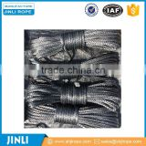 Jinli Rope Chineema winch rope or synthetic winch rope use UHMWPE fiber for 12000lbs winch,off-road winch atv winch,warn winch