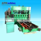 APM-25T embossed expanding sheet metal machine