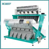 High Efficiency CCD Sea Food Color Sorter/Shrimp Color Sorting Equipment/Dry fish Color Grading Machinery