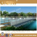 Pipeline Type Steel Structure River Bridge, Straight Line Channel Landscape Bridge, Bamboo Shape Bridge(BF08-Y10012)