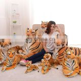 China Factory plush animal tiger panda stuffed soft cheap Toy