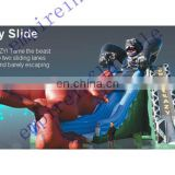 inflatable game china,cheap inflatables,inflatable slide for adult DS070