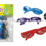 glasses toys ,party glasses ,plastic sunglasses