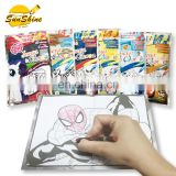 Play packs multi coloring pencil set for kids in art sets