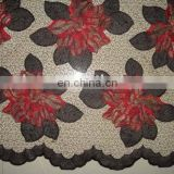 100% cotton african lace TKL6936