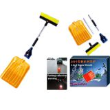 92cm Length 4 in 1 ice scraper snow brush snow shovel combination