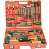 Non sparking tools 25pc tool set , Aluminum bronze or beryllium copper