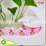 SHECAN Cute design 100 yards little baby pattern printed grosgrain ribbon