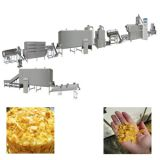 Multifunctional Chocolate Roasted Corn Flakes Making Machine India