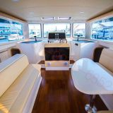 38ft fiberglass catamaran yacht two bedrooms