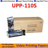 Ultrasound Paper Use for Hospital for Sony Upp-110s 110mm*20m