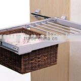 bedroom wardrobe accessories multifunction ratan cloth basket
