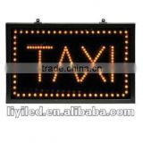 Car LED display board,,led moving sign for car used /promotion /super market/shop/Hotel/Bank,cheap price