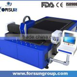 China suppliers 500W fiber laser cutting machine for metal, fabric laser engraving stainless steel