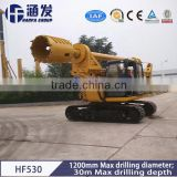 Professional Engineering Drill Machines Manufacturer! HFD530 Breaking Layer Drilling Rigs