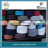 Colored Recycled Cotton Yarn