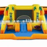 2015 hot sale best quality new water slide