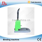 Manual Book Binding machine Hot Melt Rivet Tube Accounting Vouchers Paper Bookbinding Drill Punching