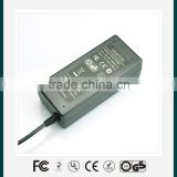 24V2A AC DC power adapter/adaptor desktop for LED lighting, moving sign applications,home appliance