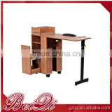 Top selling product Nail bar furniture manicure table
