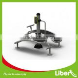China Factory Price Fitness Equipment Outdoor Gym Station, Residential Parks Outdoor Gym Station for the Adults