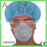 High quality n95 dust mask for ebola protective suits