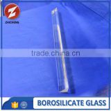 factory price 3.3 borosilicate glass pipes