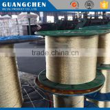 electroplate cooper wire rope 3MM